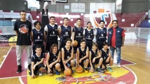 I giovani del Minibasket Milazzo