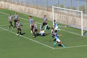 Lo Sporting Taormina, in azione