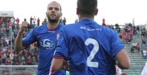 21 le reti realizzate con la maglia dell'Ancona nell'ultimo biennio