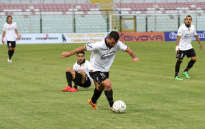 Barraco riparte palla al piede
