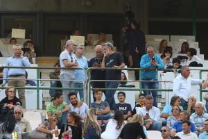 In Tribuna anche il sindaco Renato Accorinti