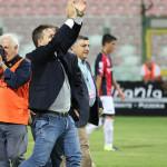 La soddisfazione del ds Argurio e del vice-presidente Gugliotta