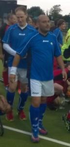 Il tecnico Antonio Spignolo