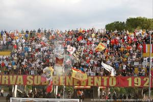 Quante delusioni negli ultimi anni per la tifoseria del Benevento, beffato l'anno scorso dalla Salernitana