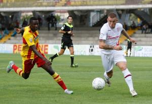 Il 26enne Karamoko Cissè ha realizzato 12 reti nello scorso torneo con la maglia della Casertana