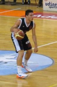 Andrea Gangarossa, 28 punti per lui