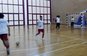 Sport Club Peloritana allenamento