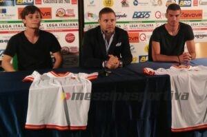 Gustavo, Argurio e Martinelli