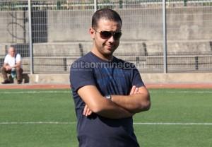 Il vice-presidente dello Sporting Taormina Marco Scimone