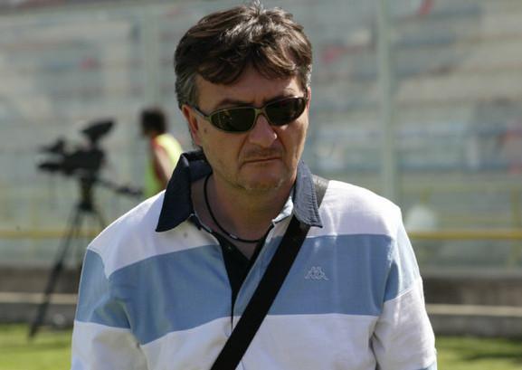 L'ex direttore sportivo dell'Ancona Sandro Marcaccio