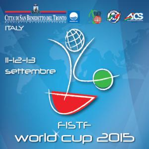 Il logo della World Cup 2015