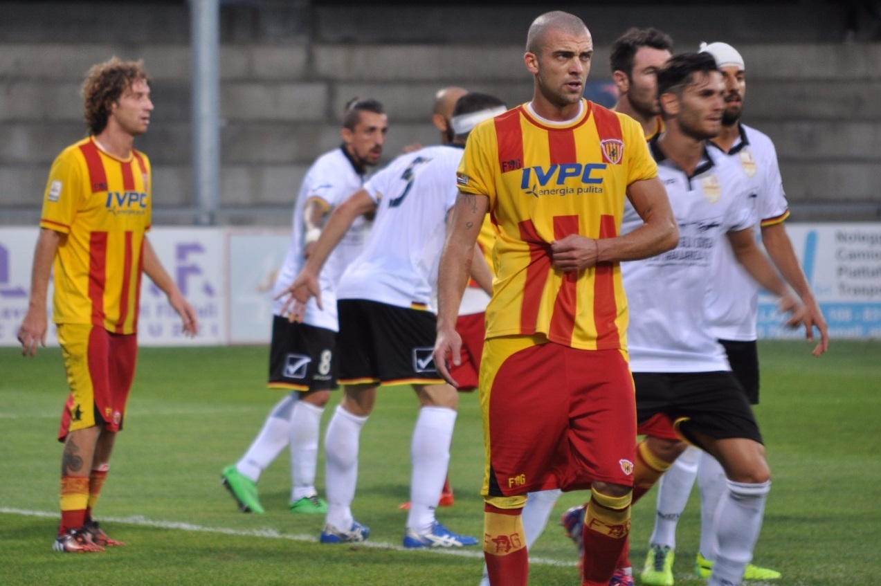 "Lotta serrata al ""Vigorito"" di Benevento"