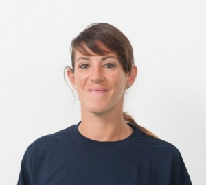 Nellina Mazzulla, capitano del MAM Volley Santa Teresa