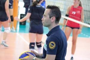 Peppe Venuto guiderà la formazione di 1ª Divisione formata dal gruppo under 16 e under 18