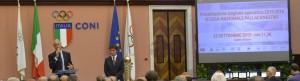 Malagò (presentazione LNP)
