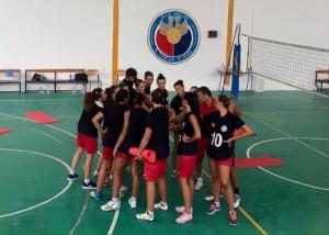 Le ragazze del Santa Teresa Volley hanno iniziato a lavorare al PalaBucalo
