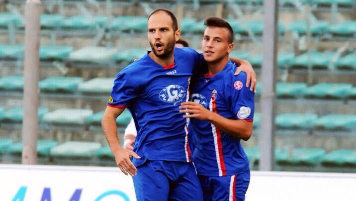 Tavares e Barilaro compagni già ad Ancona