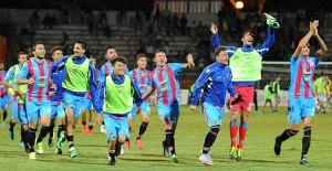 Terza vittoria consecutiva per il lanciatissimo Catania