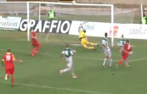 La clamorosa traversa centrata da Giorgione sullo 0-0