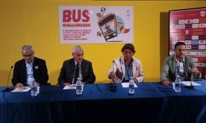 Conferenza stampa ACR Messina servizio bus