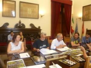 La presentazione a Palazzo Zanca del Kernel Festival