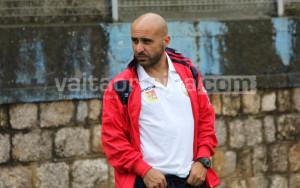 Marco Coppa, allenatore Sporting Taormina