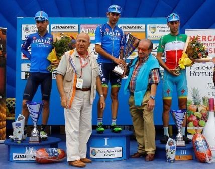 nibali al Memorial Pantani