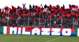 I tifosi del Milazzo