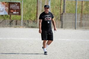 Francesco Romeo, allenatore del Camaro