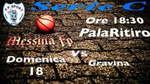 Locandina Fp Sport-Gravina