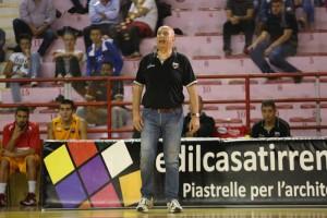 Coach Maurizio Bartocci (foto Ritratti)