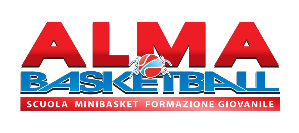 Il logo dell'Alma Basket Patti