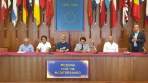 La Waterpolo Despar Messina presentata a Palazzo Zanca