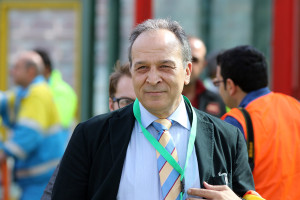 Il presidente Stracuzzi
