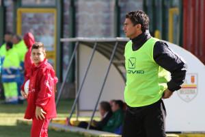 Arturo Di Napoli, allenatore del Messina (foto Denaro)