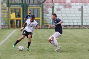 Giorgione, leader in mezzo al campo (foto Denaro)