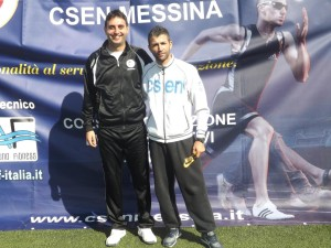 Andrea Argento e Giuseppe Trovato