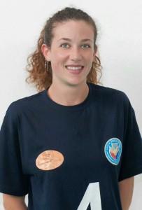 Carlotta Caruso, Santa Teresa Volley