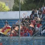 I tifosi del Messina presenti in massa anche in Puglia