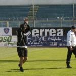 Arturo Di Napoli ringrazia i tifosi