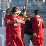 Giorgione e compagni celebrano il primato