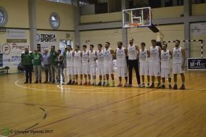 Il team del Green Basket