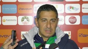 Pasquale Padalino, allenatore del Matera