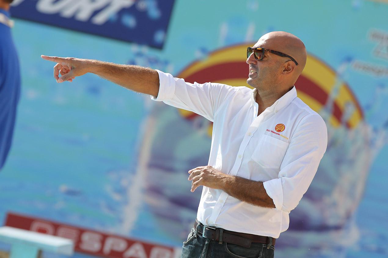 Il tecnico peloritano Maurizio Mirarchi
