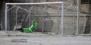 Il gol dello 0-1