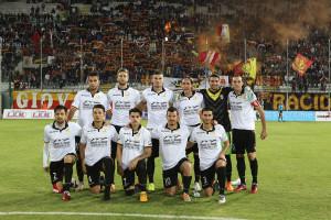 La formazione del Messina scesa in campo contro la Lupa, da stasera capolista solitario del girone