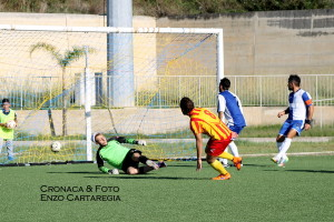 Il quarto gol in stagione di Sem Addamo
