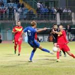 Tavares non riesce ad approfittare di un disimpegno errato di Marruocco