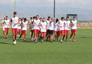 Il Città di Messina si allena