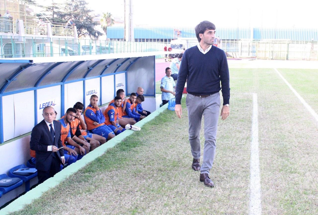 L'ex Gianluca Grassadonia torna ad affrontare il Messina